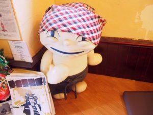 Mascot Character of Nagi Shokudo?
