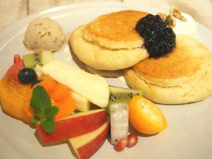 Heavenly Vegan Pancake