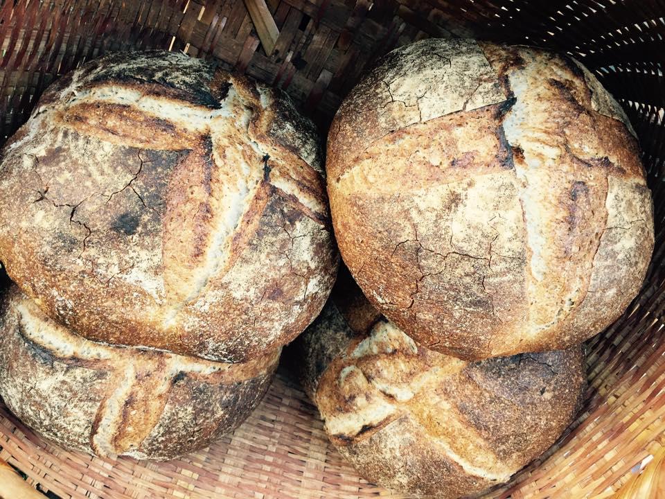 Bread of Le Chalet (Levain)