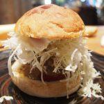 Vegan Burger of Mr. Farmer Shinjuku