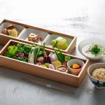 Lunch Box Menu of AIN SOPH Ginza