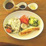 Vegetable Curry of Itadori Cafe