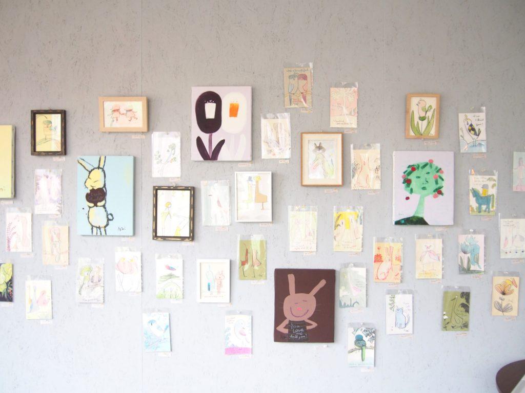 Drawings and Illustrations by Masamitsu Saito