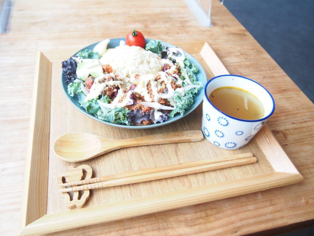 Taco Rice Style Chili Con Carne