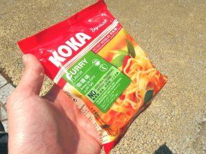 Instant Noodle of CHIEN-FU