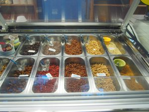 Toppings of Ice Cream of Kippy's COCO-CREAM