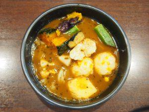 Curry of CoCo ICHIBANYA