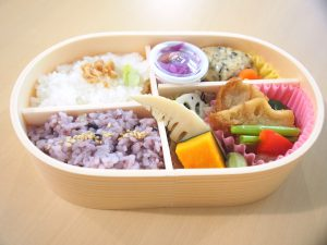 Saishoku Bento (Vegetable Bento)