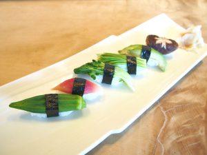 Vegan Nigiri (Sushi) Set
