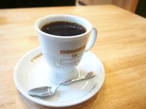 Kome Kuro (Siphon Coffee)
