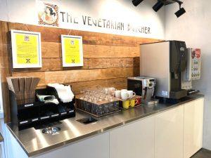 Self-service Style Beverage Station
