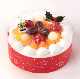 Vegan and Vegetarian Christmas Cake in Japan 2020