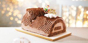 Choco Cream Buche de Noel (7-ELEVEN)