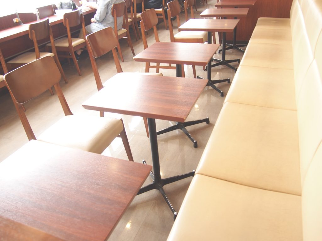 Counter Seat