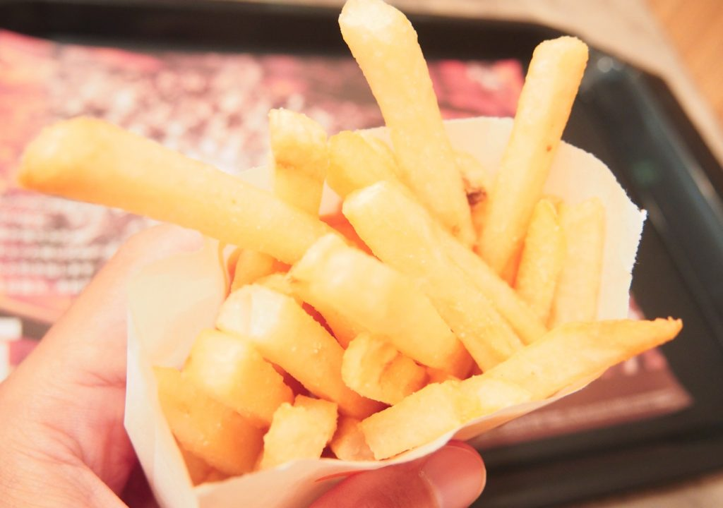 French Fries of Burger King
