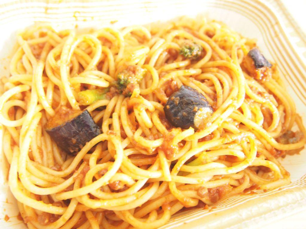 Vegan Bolognese Pasta of FamilyMart
