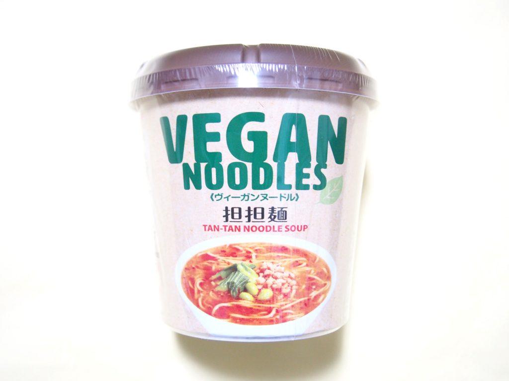 Vegan Noodle of T's Tantan